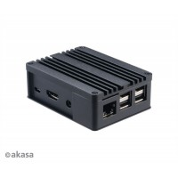 Fanless Case Akasa Pi for Raspberry Pi and Asus Tinker Board